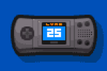 the Atari Lynx is 25 year old
