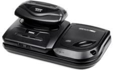 Mega Drive + Mega CD + 32X: le mécano selon Sega