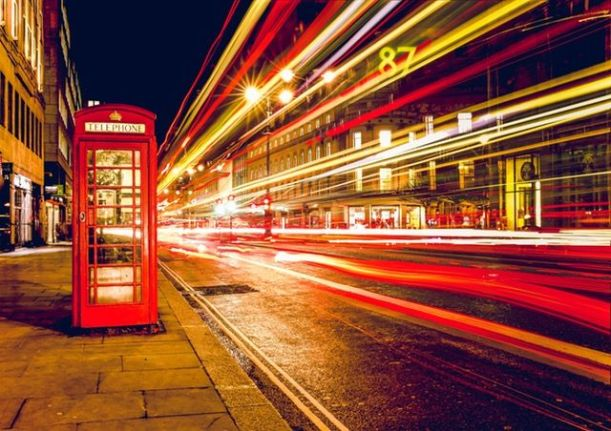 London Telephone Booth par Negative Space sur Pexels